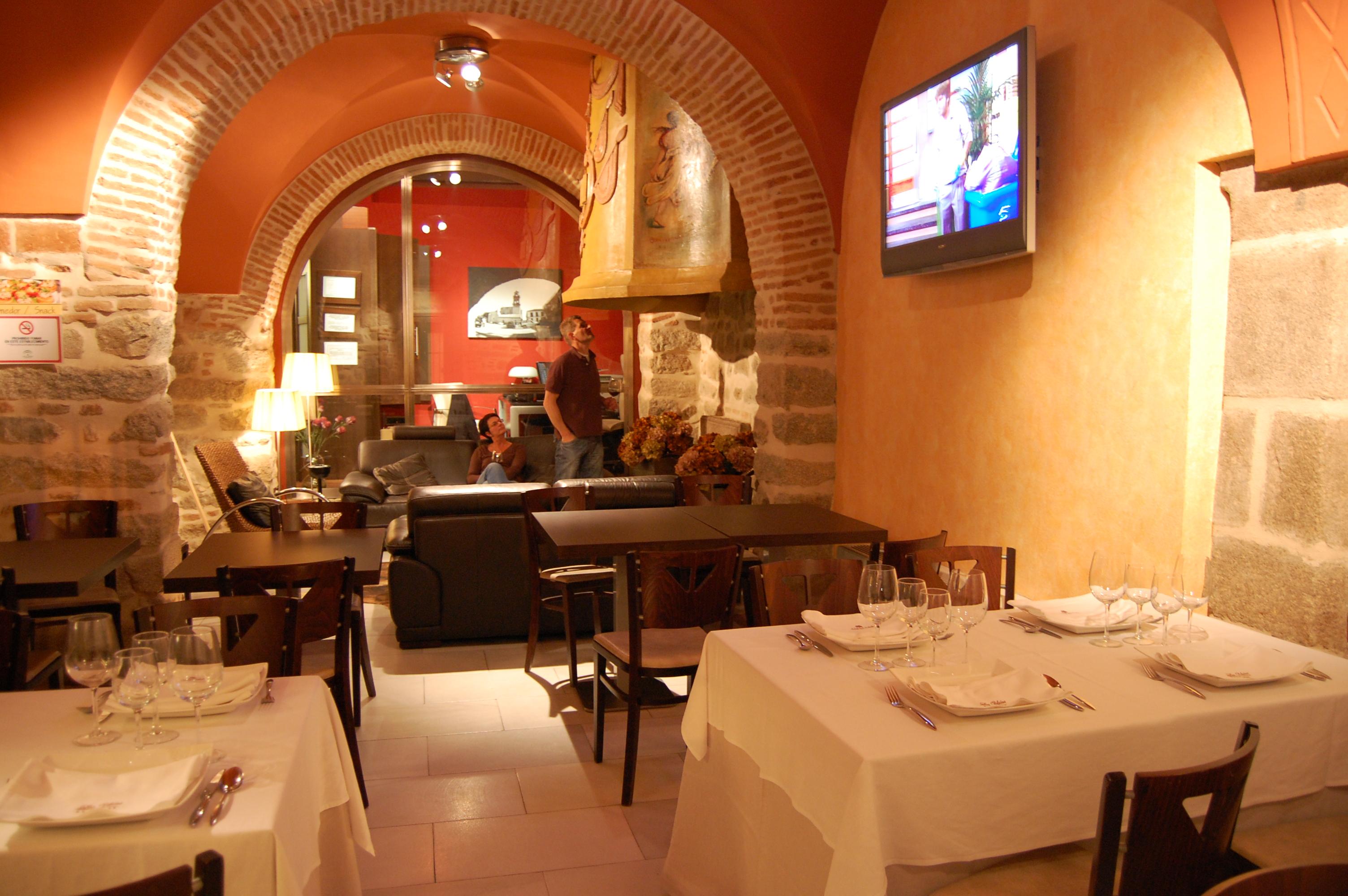 Restaurante Los Usías en Dos Torres (Córdoba)